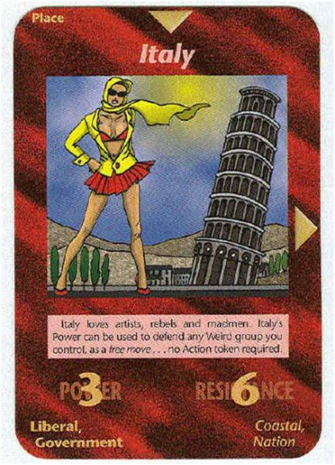 illuminati italia illuminati italy new world order trading card