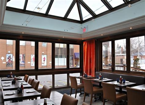 Blackhorn Dining Room by Olde Yorke Fish Chips East York On 96 Laird Dr