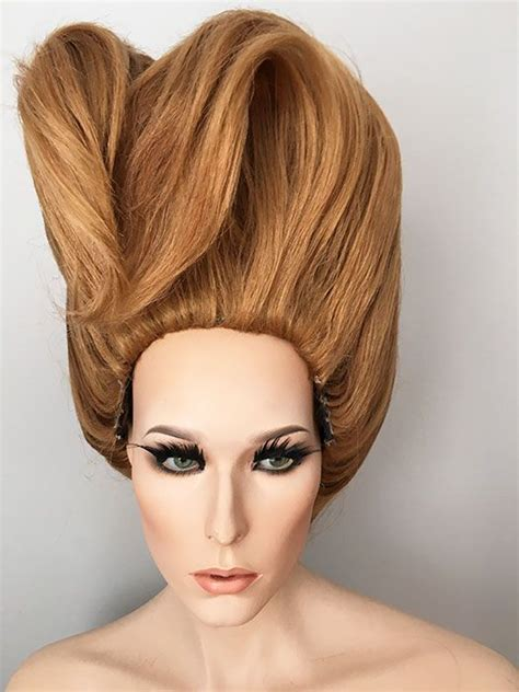 drag updo hair 440 best images about drag queen wigs on pinterest dark