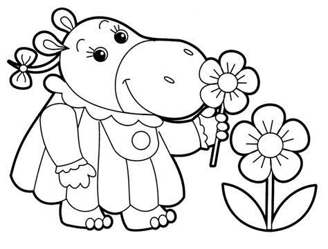 coloring pages coloring pages for little kids designs