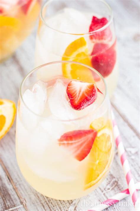 8 fruity sangrias pineapple sangria recipe dishmaps