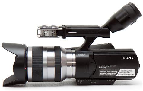 Kamera Sony Nex F3d sony nex vg10e test kamery cz i wielka matryca i