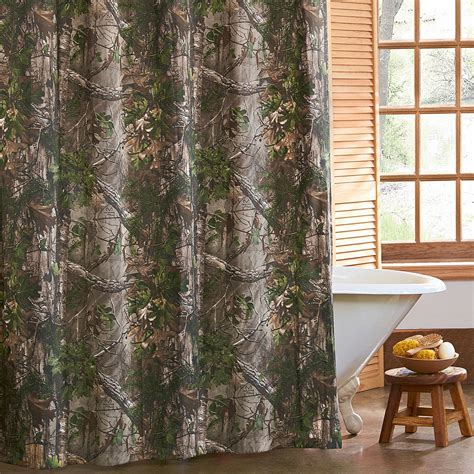 camouflage shower curtains sale realtree camo bath decor xtra realtree camo shower