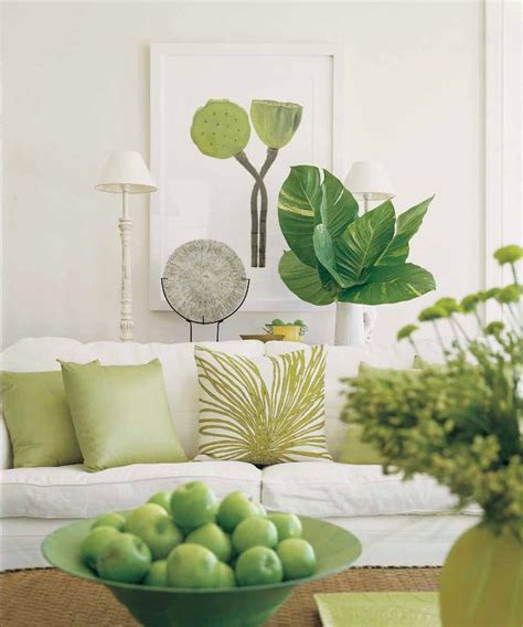 green decorations for home via the houses of veranda a book by lisa newsom http