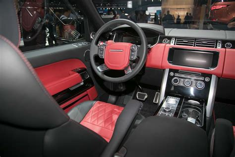 range rover interior 2017 2017 range rover svautobiography dynamic first drive