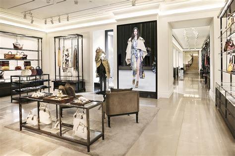 home design stores milan burberry reopens milan flagship