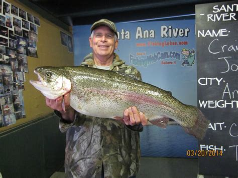 Curren King Power current fish report 3 26 14 fishinglakes