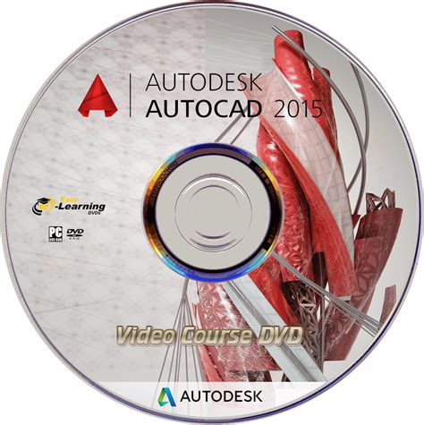 Learning Autodesk AutoCAD 2015 Video Training Tutorial DVD