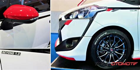 Toyota Car Decal Sticker Toyota Bagian Bak Belakang Ukuran Besar 120cm inspirasi modifikasi ringan toyota sienta hasil