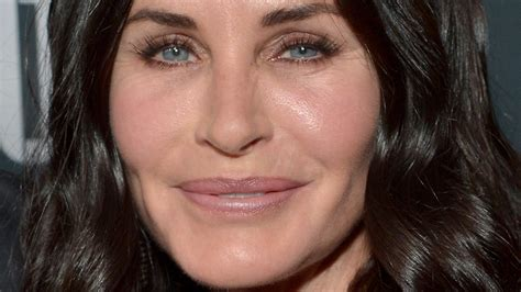 Celebrities Homes by Courteney Cox Ditches Plastic Surgery 9style