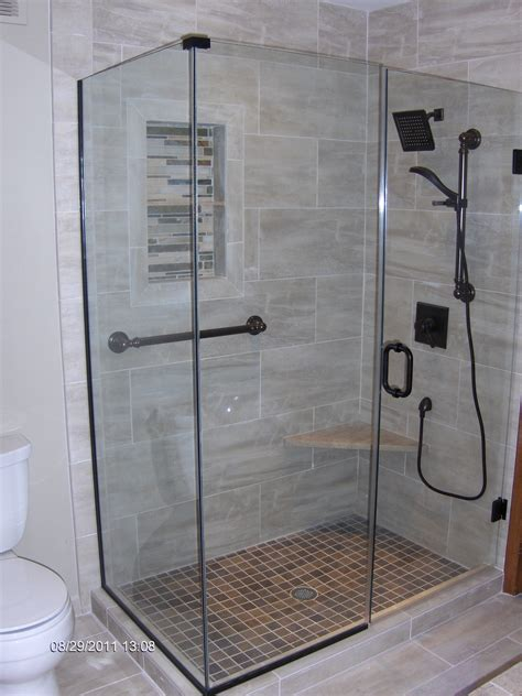 Ford Metro Glass Custom Glass Shower Enclosure And Custom Shower Glass Doors