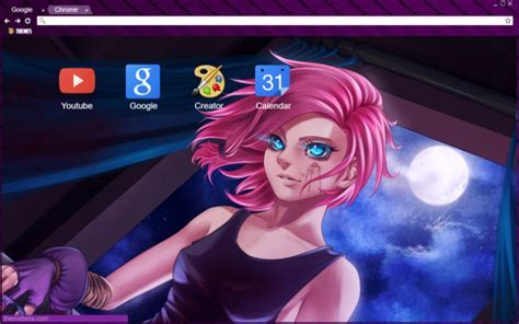 Maeve Chrome Theme   ThemeBeta