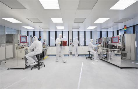 Cleaning Room by Largest Cleanroom Opened Financial Tribune