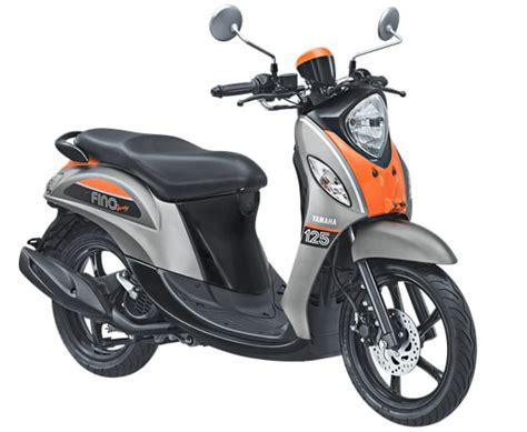 Yamaha New Fino 125 Sporty yamaha fino 125 sporty grey yellow