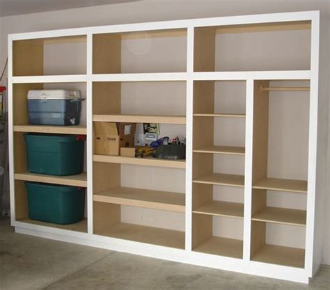 Garage Wood Storage Cabinets by Best 25 Wall Storage Cabinets Ideas On
