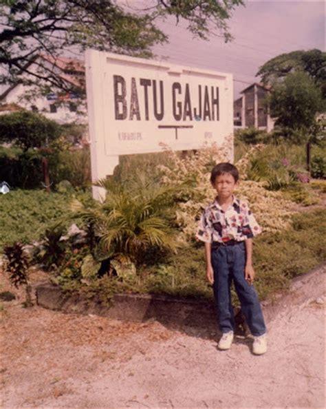 Batu Gaja 3 my hometown batu gajah introduction