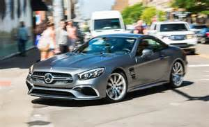 Sl65 Mercedes 2017 Mercedes Amg Sl65 Test Review Car And Driver
