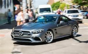 Mercedes Sl Amg Mercedes Amg Sl63 Sl65 Reviews Mercedes Amg Sl63