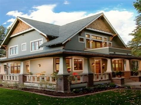 Craftsman Style House Plans With Wrap Around Porch Craftsman Style Columns Porch Cottage Style Homes Craftsman Style Homes Wrap Around Porch