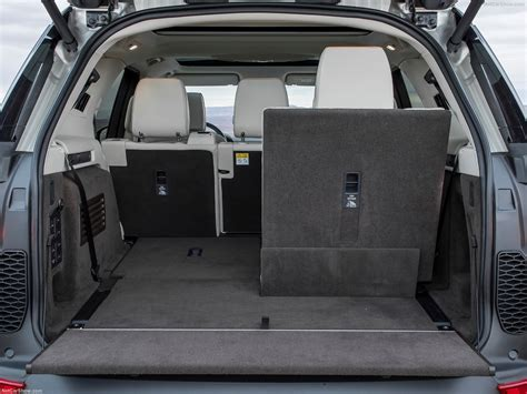 2017 land rover discovery sport trunk land rover discovery sd4 2017 picture 147 of 164