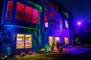 color changing outdoor lights led landscape lighting color changing uplights flood l