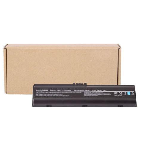 Battery Compaq Hstnn Lb42 5200mah laptop battery for hp compaq 446506 001 440772 001