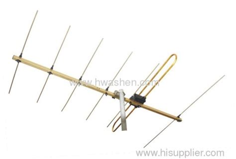Antenna Digital Aluminium Aluminum Vhf Antenna Vhf 7e Manufacturer From China