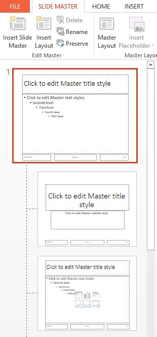 slide layout master definition how to create and share templates in studio 13 e