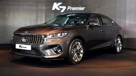 kia usa 2020 2020 kia cadenza reveals its radical facelift in south korea