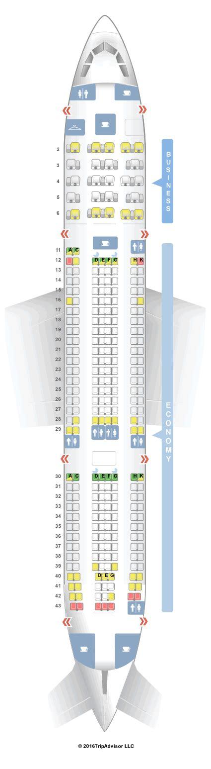 ai 101 seat map seatguru seat map aer lingus airbus a330 200 332 v1