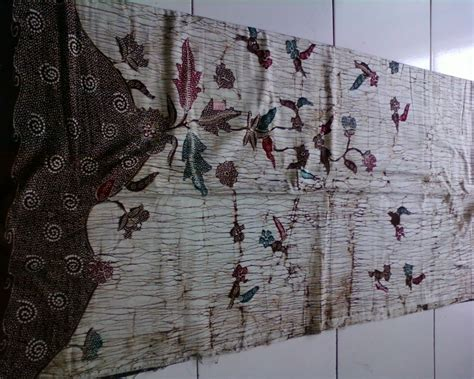 Batik Azkana Sogan 7 Ungu pin pelauts batik kantor baju jogja ajilbab portal on