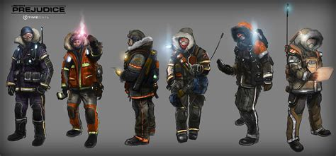 marines section 8 section 8 prejudice concept art by manuel gomez concept