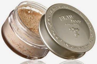 Bedak Skinfood review innisfree no sebum mineral powder the skin food buckwheat powder created