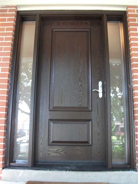 Exterior Entry Doors Fiberglass Front Entry Doors Fiberglass Doors Modern Doors Executive Door 8 Foot Single Solid Fiberglass