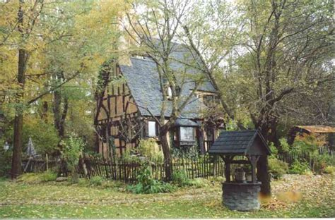 Wishing Well Cottage by S The House Storybook Cottage What