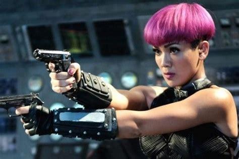 film laga wanita jago berkelahi ini 7 artis cantik yang main di film laga