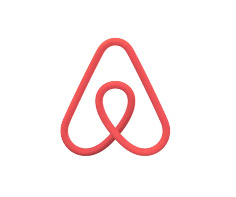 airbnb logo png 99 creative mobile apps logo designs for inspiration