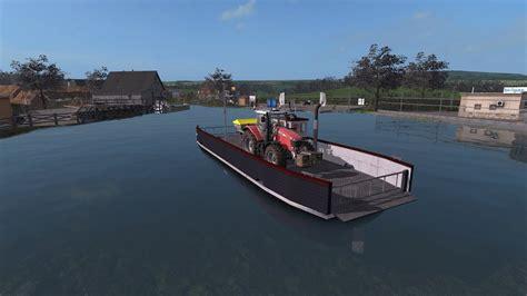 farming simulator boat videos farming simulator 2017 timelapse ballydorn with seasons