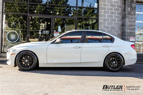 bmw rims and tires 3 series bmw 3 series with 18in beyern antler wheels exclusively