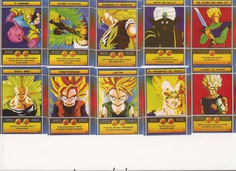imagenes originales de dragon ball z mis cartas de dragon ball z im 225 genes taringa