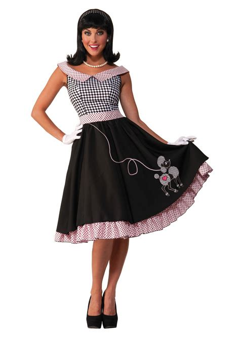 50s costumes s 50s checkered cutie costume