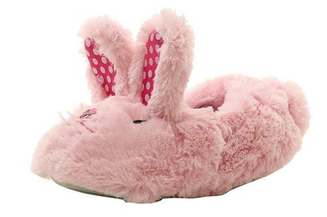 stride rite bunny slippers stride rite toddler s fuzzy bunny slippers shoes