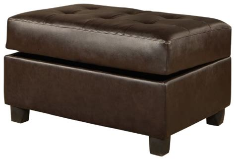 difference between ottoman and hassock bobkona bonded leather match storage ottoman espresso