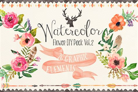 set5 hand drawn floral corners vol 1 hd walls find wallpapers watercolor clipart floral frame png wedding bouquet