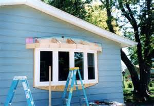 Bow Window Roof Framing Windows Pe Cor Construction And Home Remodeling Serving