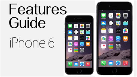 iphone  iphone   complete features guide