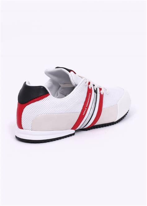 adidas x yohji yamamoto y 3 sprint trainers white
