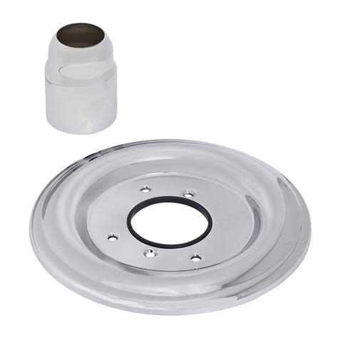 BrassCraft 3 1/2 in. Garbage Disposal ****** and Stopper Kit in Stainless Steel PVD BC7131 SS