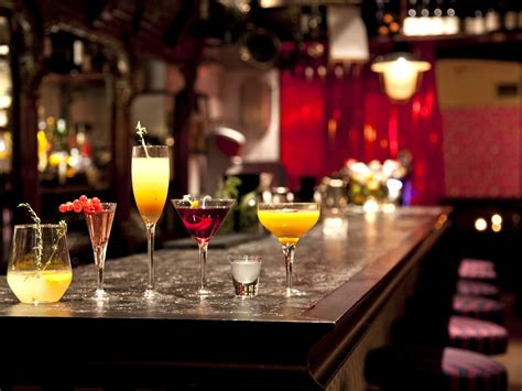 Top Ten Drinks At A Bar by The 50 Best Cocktail Bars Time Out