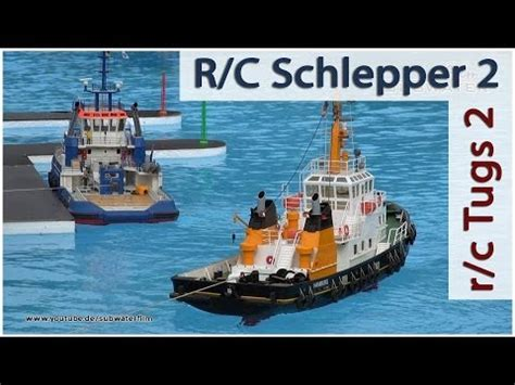 mac boat anchor video fairplay schlepper mooring boat by peter dunkel swiss rc